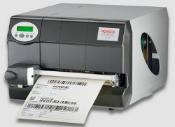 A9253 Novexx 64-08 Barcode Printer with Periphery & Cutter