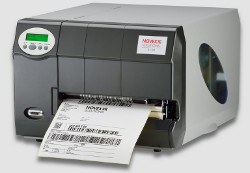 A8219 Novexx 64-08 Barcode Printer