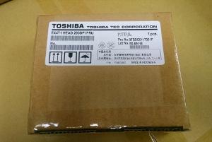 0TSBC0117001F Toshiba B-EX4T1 Printhead