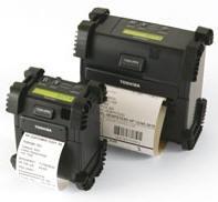 Toshiba B-EP2DL / EP4DL Portable Printers