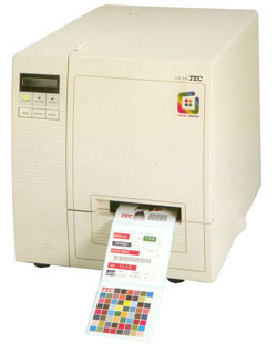 Toshiba CB-416 Color Thermal Printer