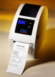 TSC TDP-225 Thermal Barcode Printer