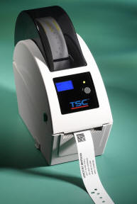 TSC TDP-225W Wristband Thermal Printer